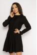 Изящное платье 632F015 черный