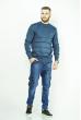 Джемпер мужской 85F056 синий