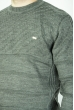 Джемпер мужской 85F056 серый