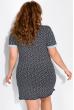 Ночная сорочка женская 107P7 сизый / индиго