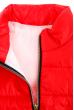 Жилетка женская, базовая 80PD765 junior красный