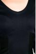 Платье 120PDNK1533 темно-синий
