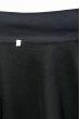 Костюм мужской спорт однотонный с вертикальным принтом 70PD5012 темно-синий