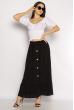 Блуза женская фасон Анжелика 635F005 белый