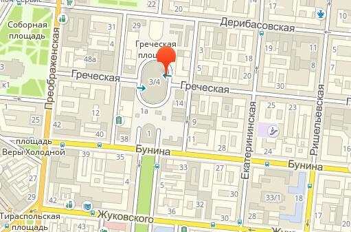 Time of Style ТЦ Афина Одесса