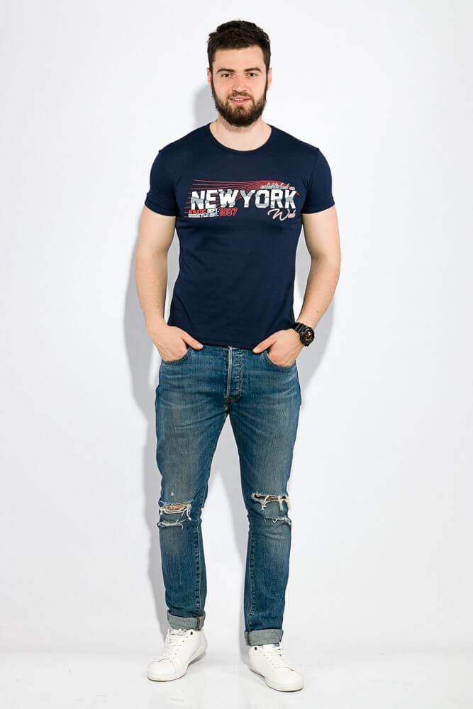 Мужская футболка New York 59 грн.