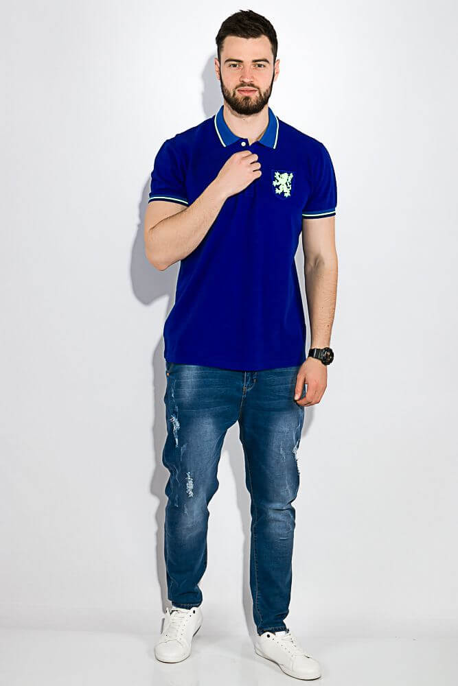 Мужская футболка-поло 139 грн.