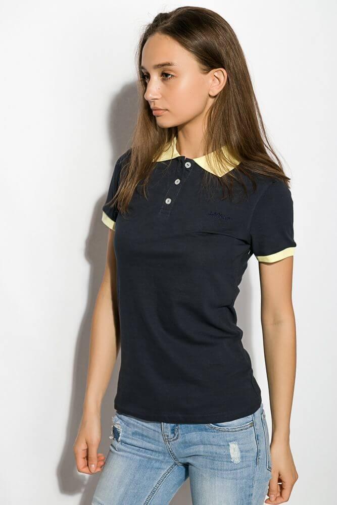 Женская футболка-поло 129 грн.