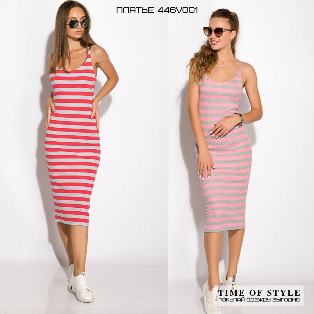 Платье 446V001