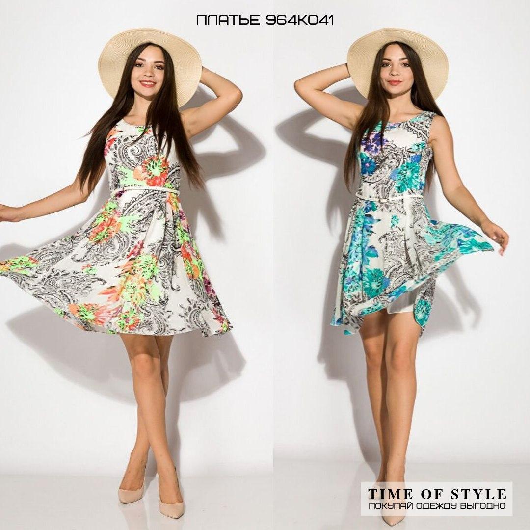 Платье 964K041