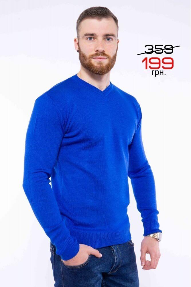 Мужской пуловер 199 грн.