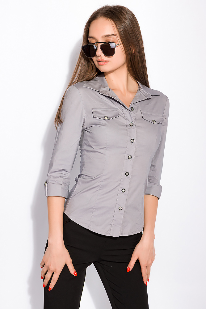 Рубашка женская 118P005 от Time of Style