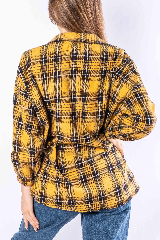 Акция на Рубашка женская 632F018 от Time Of Style - 5