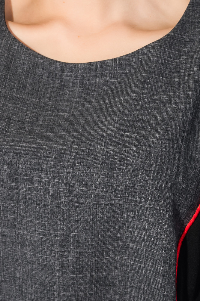 Time of Style / Платье женское (батал) стройный силуэт 74PD361
