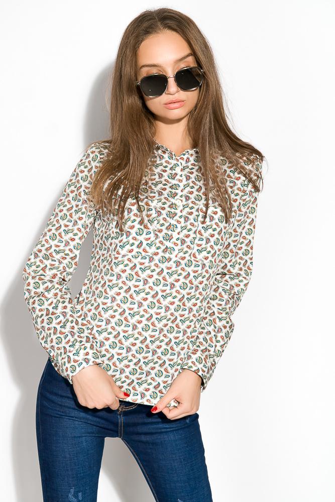 Блузка женская 64PD155-4 от Time of Style