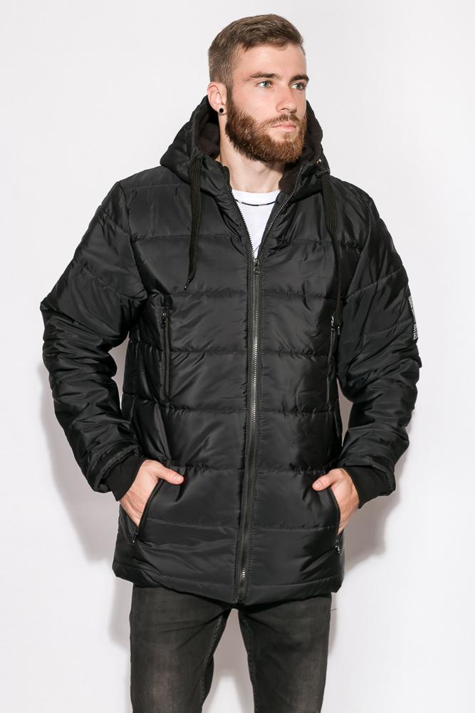 Купить Куртка мужская 120P283-2, Time of Style, Темно-синий, Чернильный