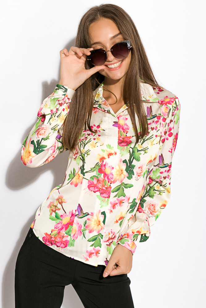 Рубашка женская 118P086 от Time of Style