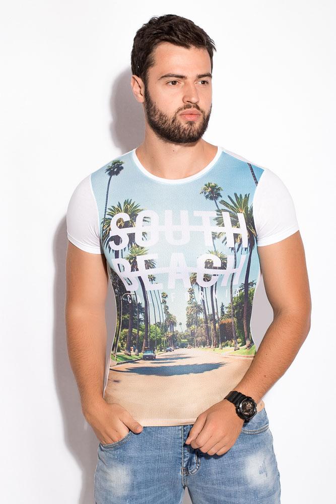 Купить Женские футболки, Футболка 516F556, Time of Style, Фото-принт