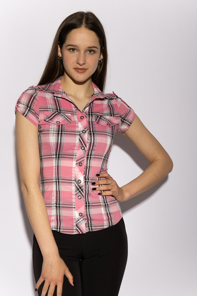 Рубашка женская 118P057-1 от Time of Style