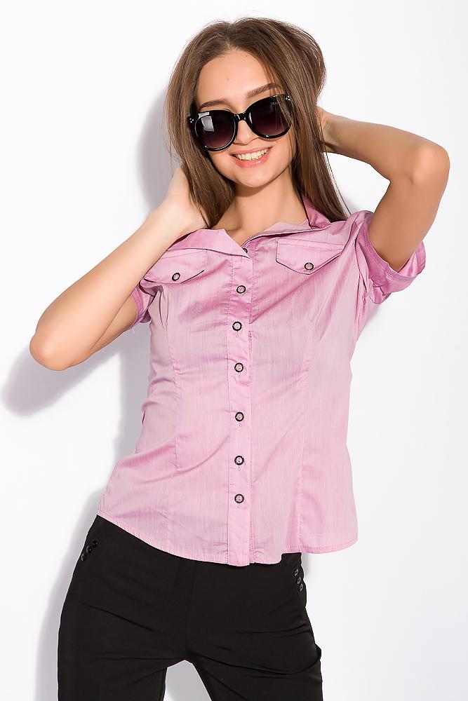 Рубашка женская 118P001-3 от Time of Style