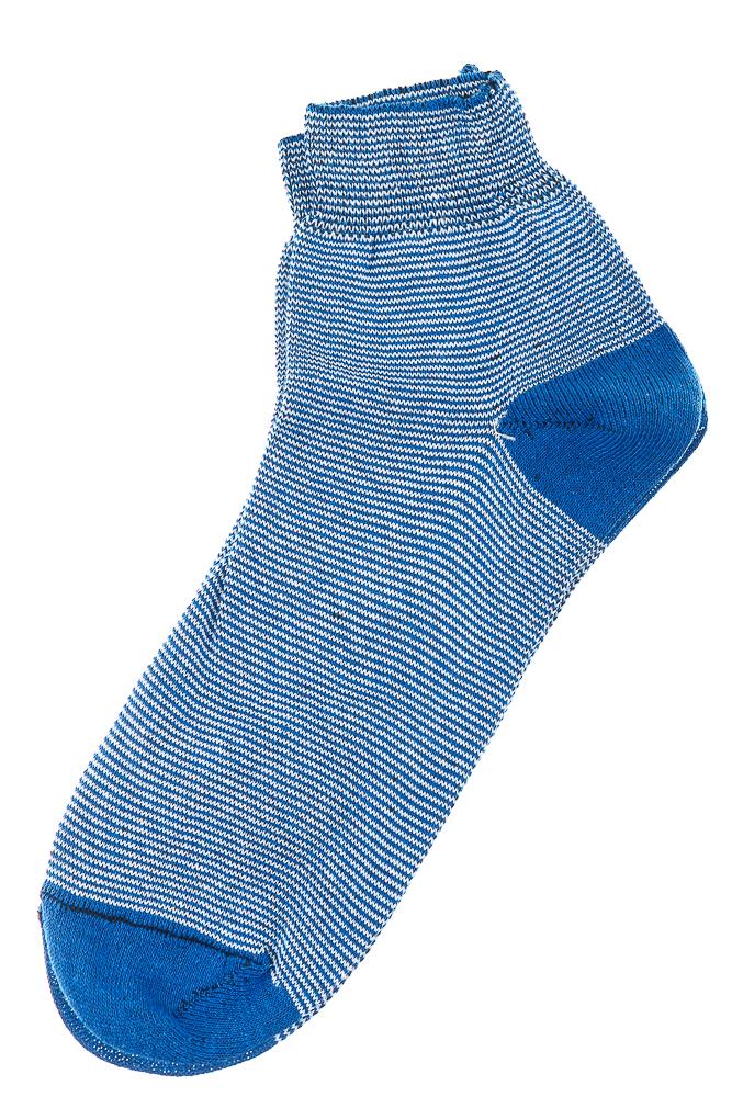Купить Носки женские в полоску 21P011-1, Time of Style, Сине-белый, Черно-белый