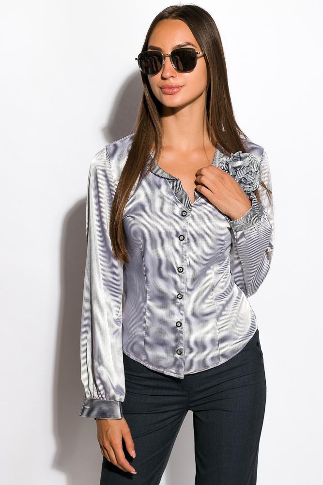 Рубашка женская 118P099 от Time of Style