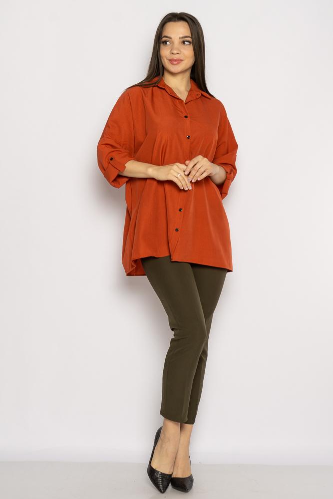 Акция на Рубашка женская свободного покроя 632F003-2 от Time Of Style - 3