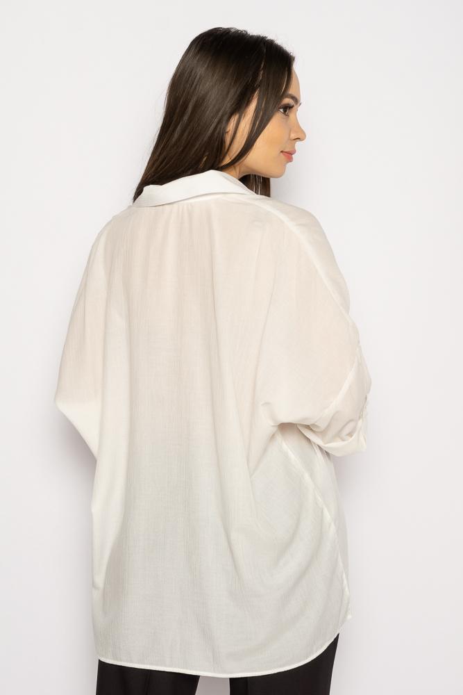 Акция на Рубашка женская свободного покроя 632F003-2 от Time Of Style - 9