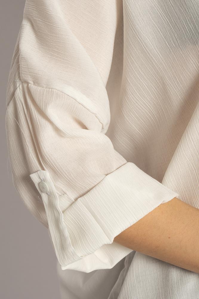 Акция на Рубашка женская свободного покроя 632F003-2 от Time Of Style - 10