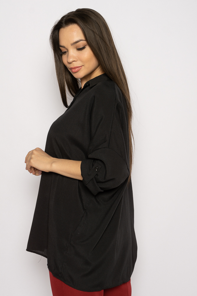 Акция на Рубашка женская свободного покроя 632F003-2 от Time Of Style - 17