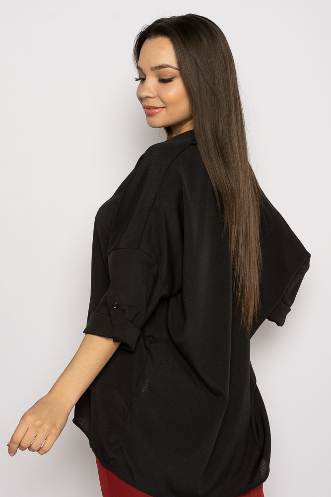 Акция на Рубашка женская свободного покроя 632F003-2 от Time Of Style - 18
