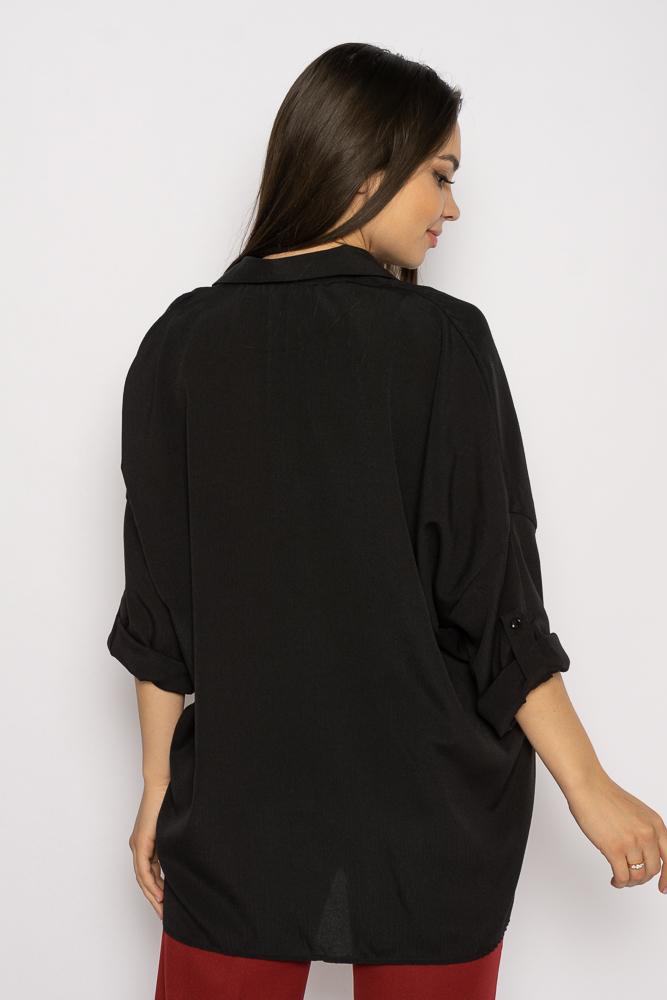 Акция на Рубашка женская свободного покроя 632F003-2 от Time Of Style - 19
