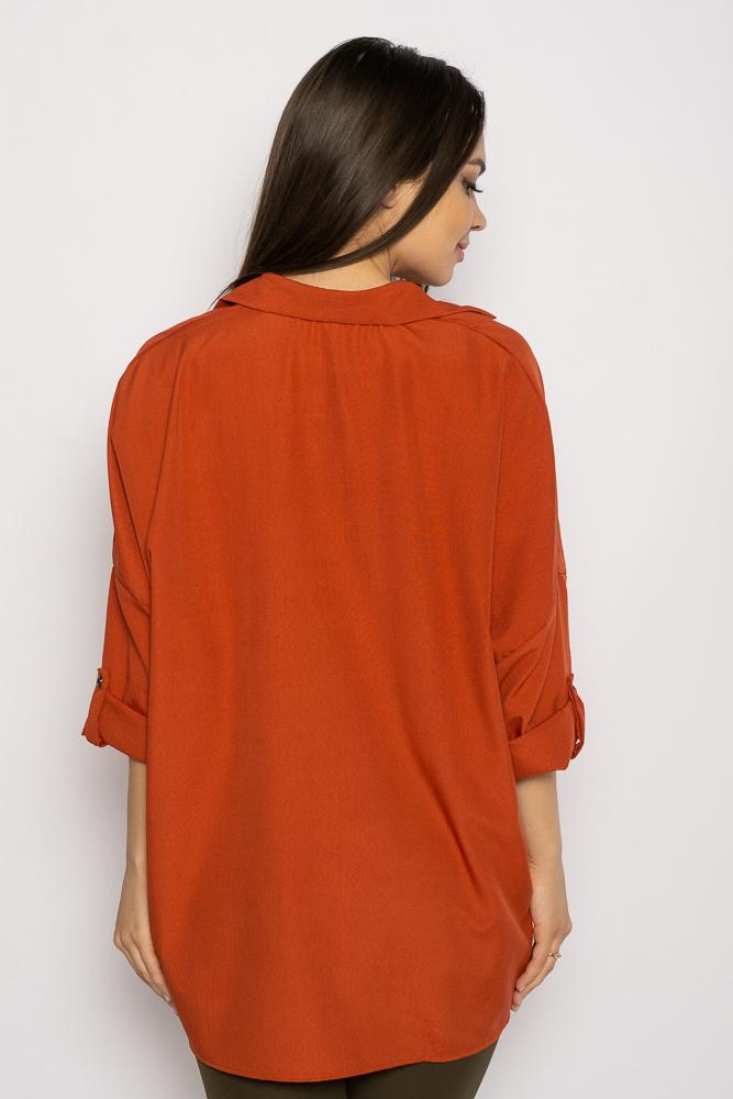 Акция на Рубашка женская свободного покроя 632F003-2 от Time Of Style - 5