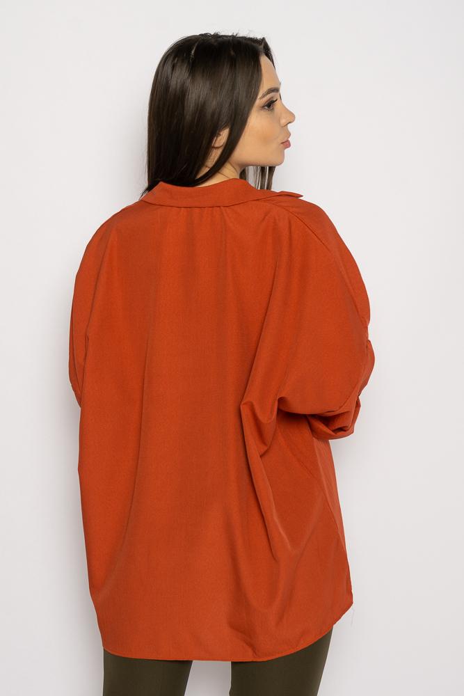 Акция на Рубашка женская свободного покроя 632F003-2 от Time Of Style - 6
