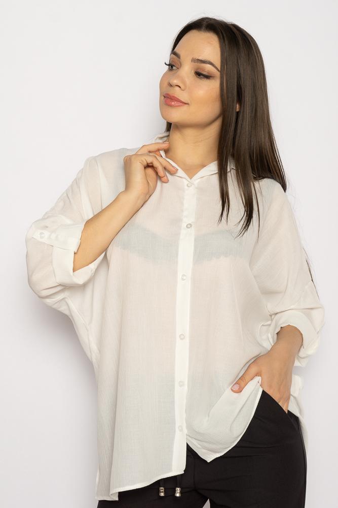 Акция на Рубашка женская свободного покроя 632F003-2 от Time Of Style - 8
