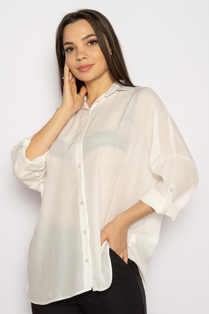 Акция на Рубашка женская свободного покроя 632F003-2 от Time Of Style - 12