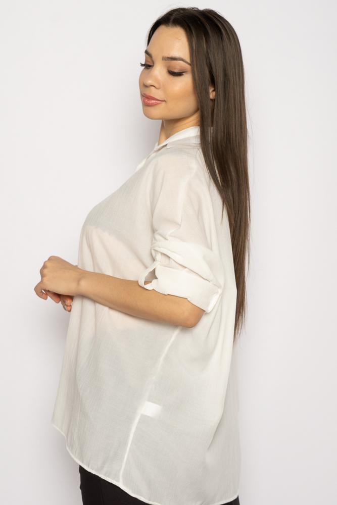Акция на Рубашка женская свободного покроя 632F003-2 от Time Of Style - 11