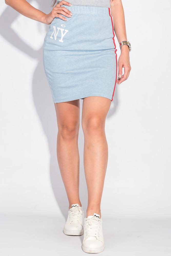Купить Юбка женская в ярких оттенках 467F002-5, Time of Style, Изумрудный, Розовый, Синий, Сизый, Голубой, Фуксия