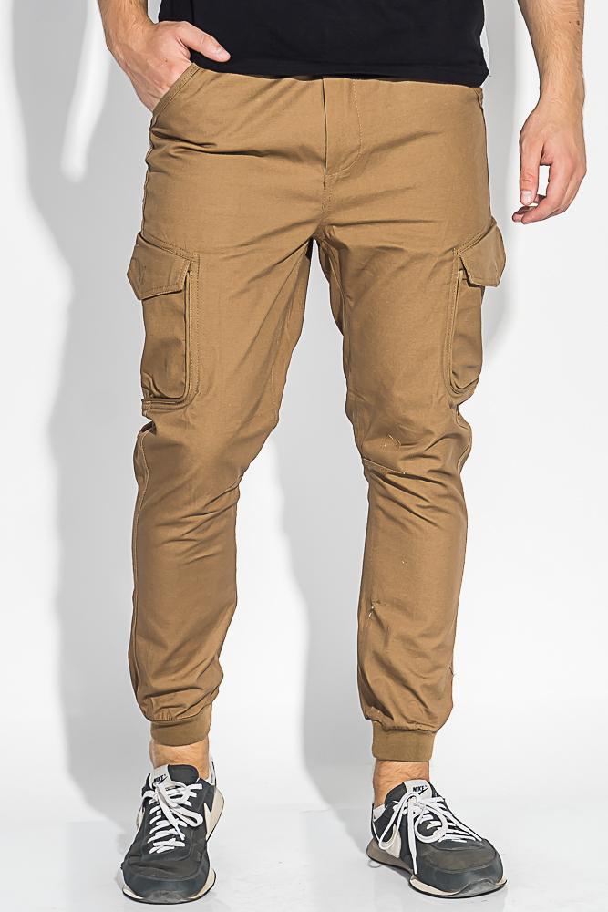 Купить Брюки мужские с боковыми карманами 778K005, Time of Style, Темно-серый, Серый, Черный, Песочный, Бежевый