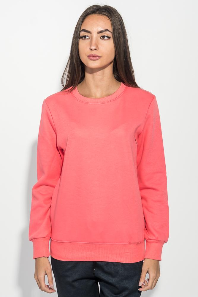 Купить Джемпер женский теплый 205V001, Time of Style, Светло-розовый, Розовый, Черный