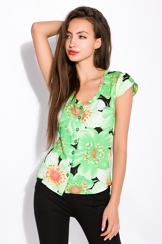 Блуза женская 118P034 от Time of Style