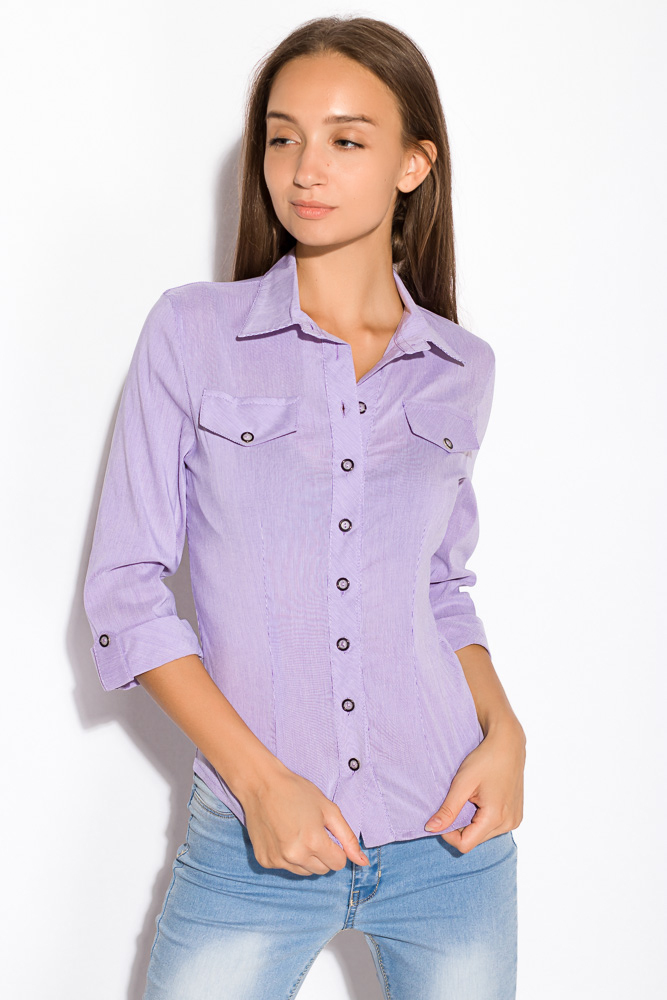 Рубашка женская 118P004-3 от Time of Style