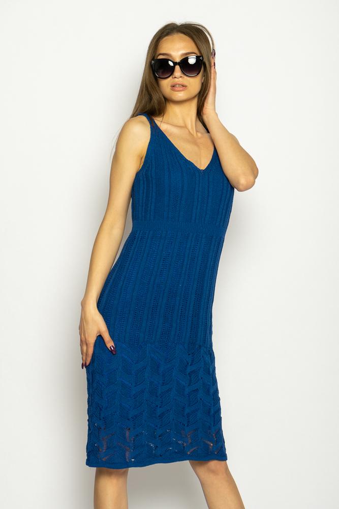 Акция на Платье вязаное с узором 629F004 от Time Of Style - 3