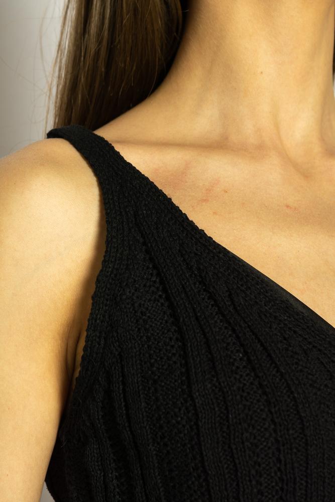 Акция на Платье вязаное с узором 629F004 от Time Of Style - 12
