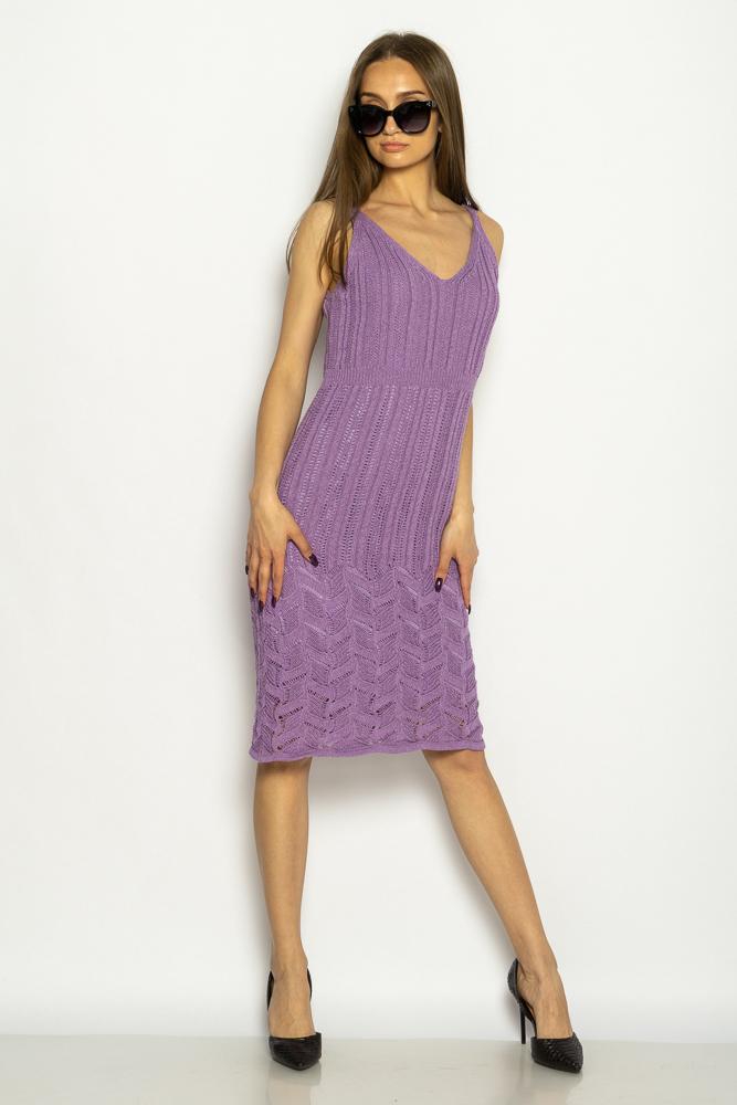 Акция на Платье вязаное с узором 629F004 от Time Of Style - 14