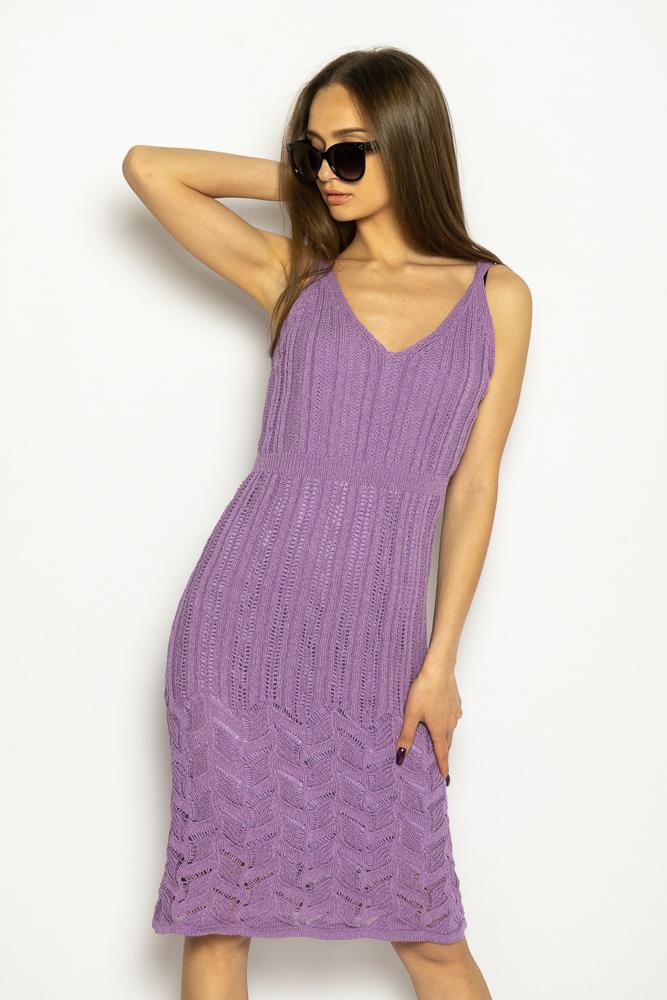 Акция на Платье вязаное с узором 629F004 от Time Of Style - 15