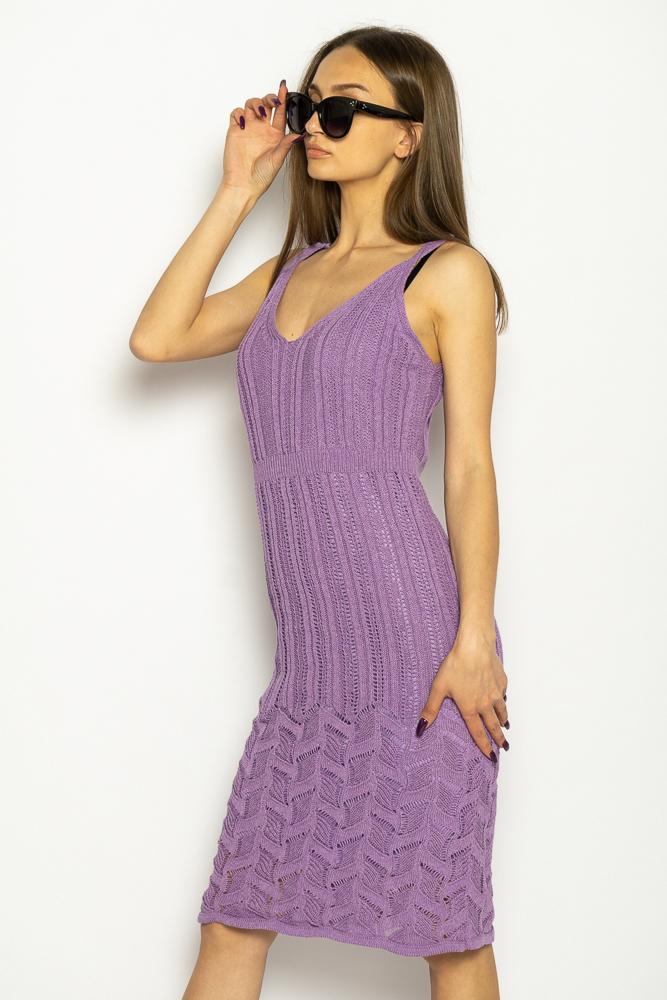 Акция на Платье вязаное с узором 629F004 от Time Of Style - 16