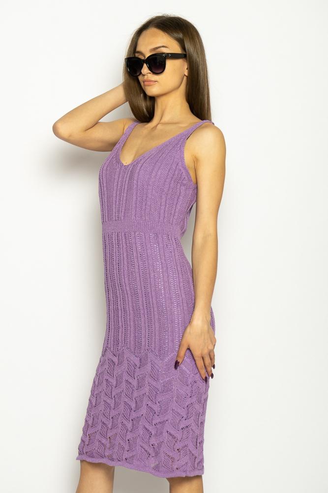 Акция на Платье вязаное с узором 629F004 от Time Of Style - 17