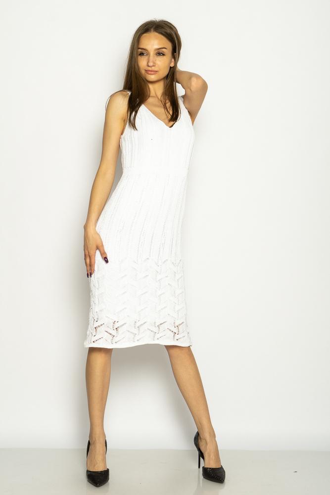 Акция на Платье вязаное с узором 629F004 от Time Of Style - 20