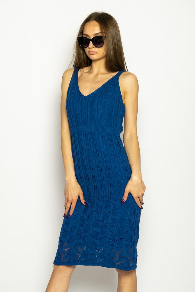 Акция на Платье вязаное с узором 629F004 от Time Of Style - 8